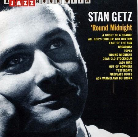 stan getz - round midnight - cd original em ótimo estado