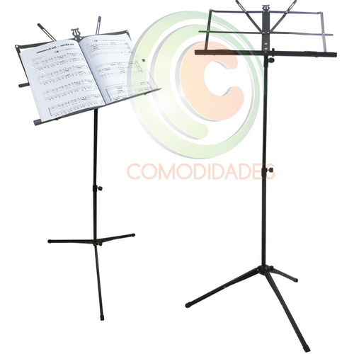stand atril soporte partituras ajustable funda gratis 113