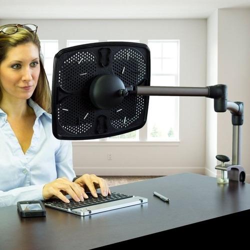 stand de escritorio multimedia para ipad tablets ebooks levo