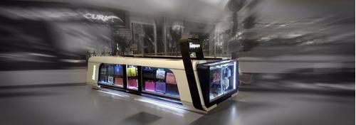 stand expo, locales comerciales, góndolas para shopping