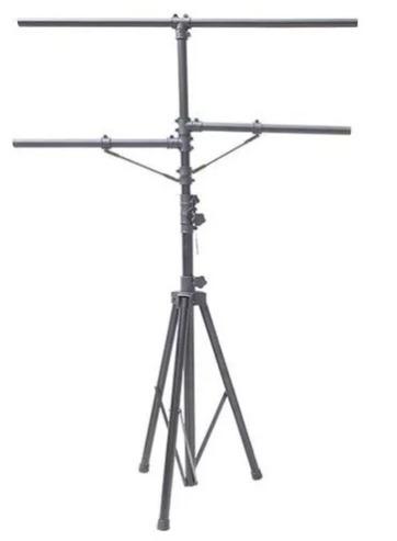 stand metálico para equipo de iluminación tipo portería