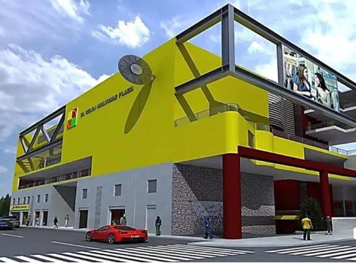 stand nuevo centro comercial el reloj malvinas plaza