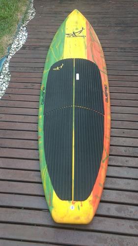 stand paddle prancha