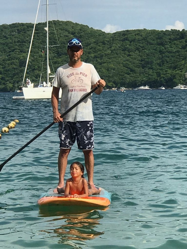 stand paddle remo