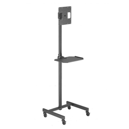 stand / rack pie c/ ruedas 32-40  vesa 200x200. todovision