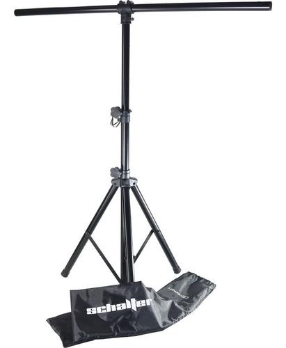 stand tripie pedestal para luces par led profesional c/funda