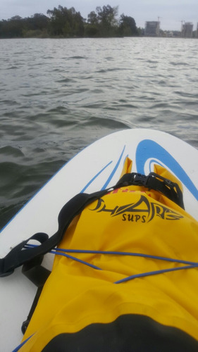stand up paddle bolsa estanca o dry