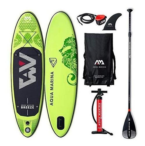 stand up paddle / sup inflable / breeze aqua marina 9.9 pies