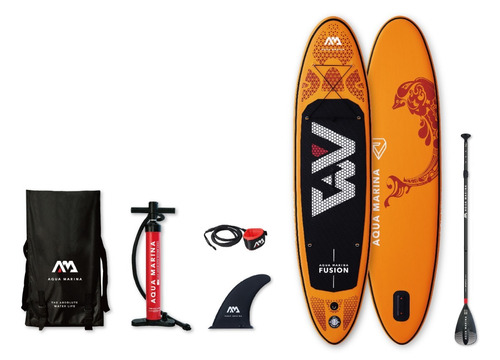 stand up paddle / sup inflable / fusion aqua marina 11 pies