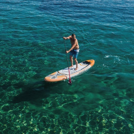 stand up paddle / sup inflable / magma aqua marina 11 pies