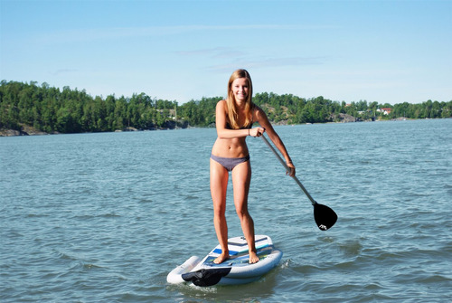 stand up paddle / sup principiantes / perspective 10 piés