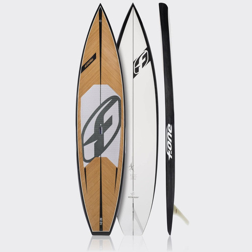 stand up paddle sup race f-one bamboo - carbon lima - peru