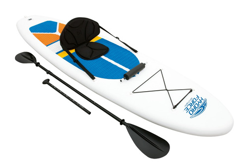 stand up paddle sup white cap bestway  65069