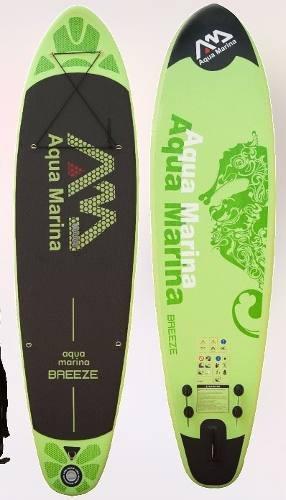 stand up paddle surf inflabl aquamarina breeze remo infl etc