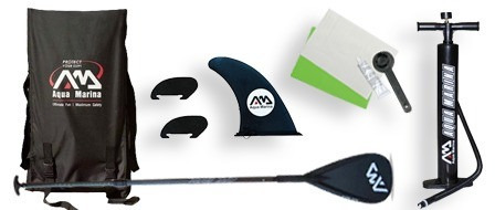 stand up paddle surf inflable aquamarina vapor remo infl etc