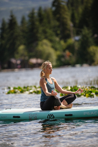 stand up paddle / yoga / peace aqua marina 9.9 pies