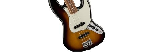 standard jazz bass® sunb fender