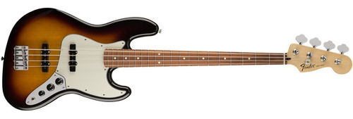 standard jazz bass® sunb fender