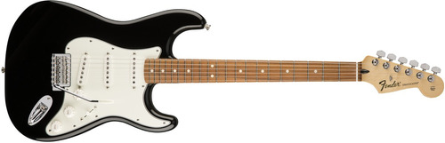 standard stratocaster® pf sss negra fender