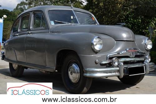 standard vanguard  motor company 1952 original
