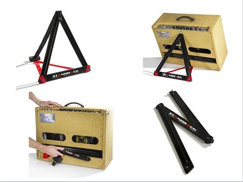standback amp stand atril amplificador en mercado libre. Black Bedroom Furniture Sets. Home Design Ideas