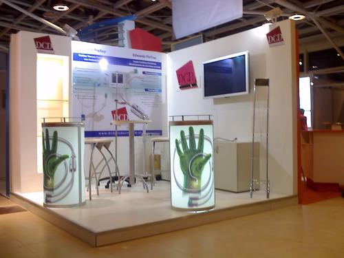 stands diseño alquiler, en exposiciones  congresos y evento