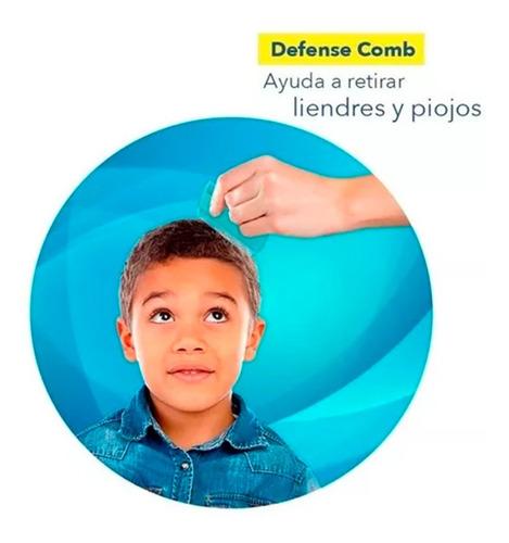 stanhome defense comb peine piojos