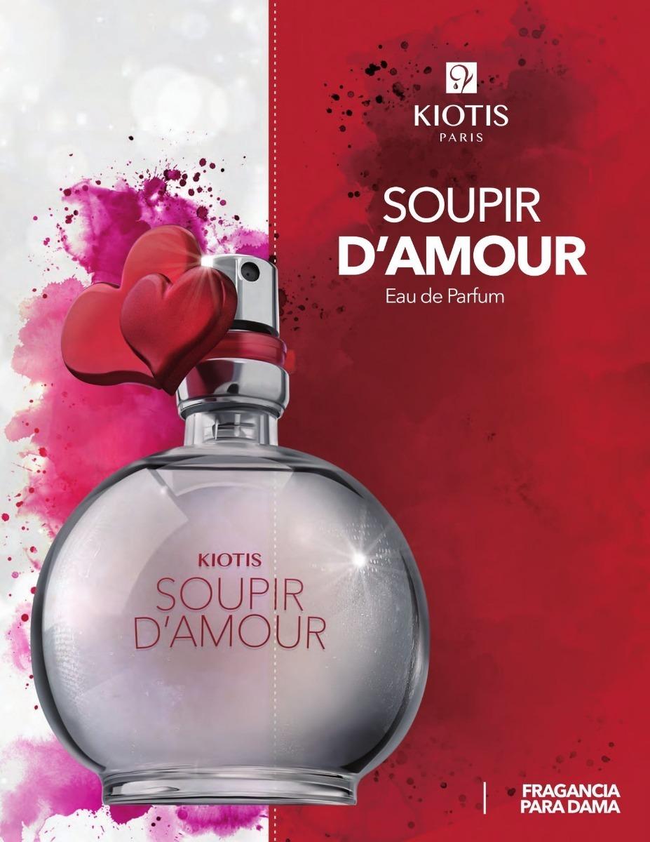 Stanhome Kiotis Soupir Damour Eau De Parfum 50 Ml