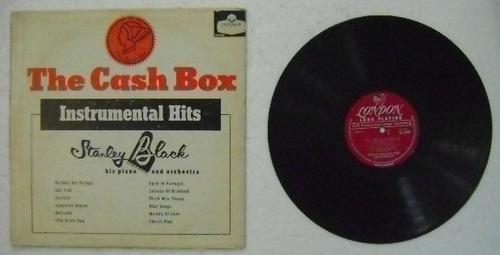 stanley black orchestra / the cash box  1 disco lp vinilo