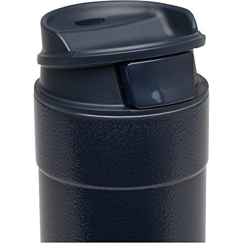 stanley clásico taza de vacío de una mano 12 oz hammertone n