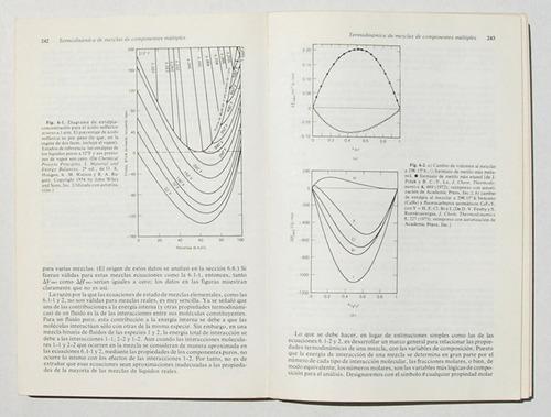 Stanley Sandler Termodinamica En La Ingenieria Quimica Libro - $ 300 00