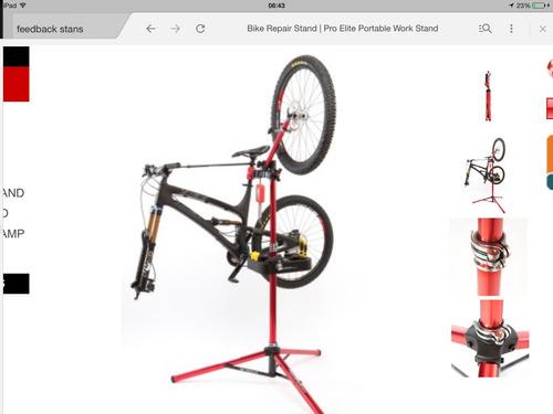 stans para mecanico de bicis