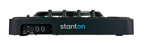 stanton scs 1d unico controlador software traktor motorizado