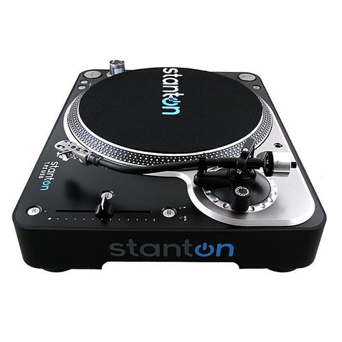stanton t92 usb dj tocadisco de calidad profesional imp usa.
