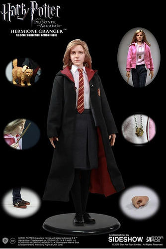 star ace harry potter hermione granger teenage 1/6 knowhere