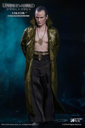 star ace underworld evolution viktor 1/6 knowhere