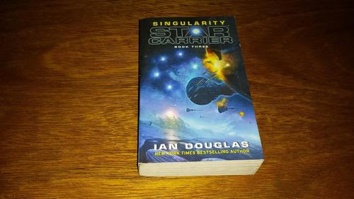 star carrier - singularity - ian douglas - livro novo