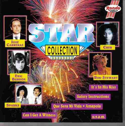star collection - rod stuwart josé carreras