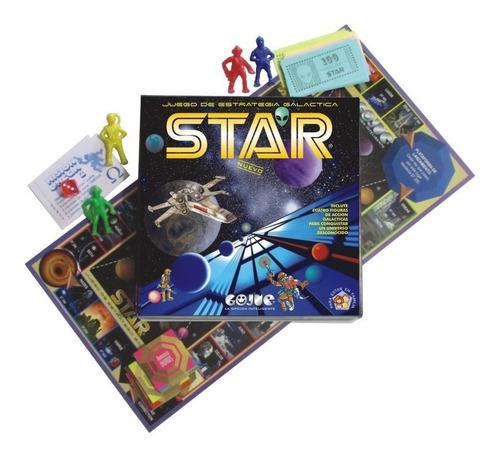 star - juego de estrategia galáctica