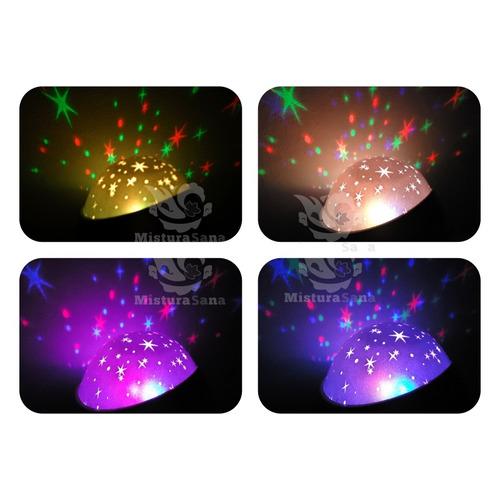 star master luminária abajur projetor estrelas quarto