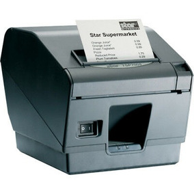 Xera POS Aldelo Approved Star TSP113 Thermal Printer Black AC USB New