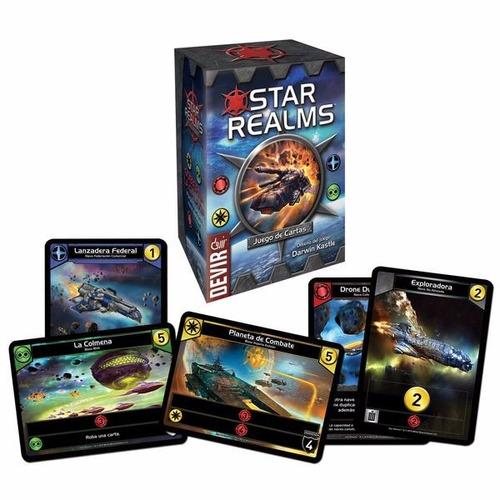 star realms - juego de cartas en español - devir
