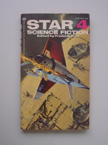 star, science fiction... colección 6 libros... ciencia ficc