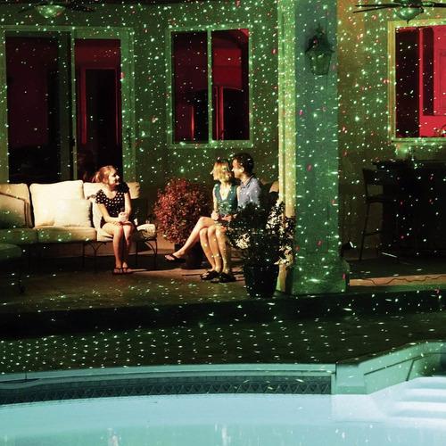 star shower motion tevecompras - miles de luces lluvia laser
