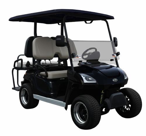 star sirius 2+2 basque red pearl carrito de golf