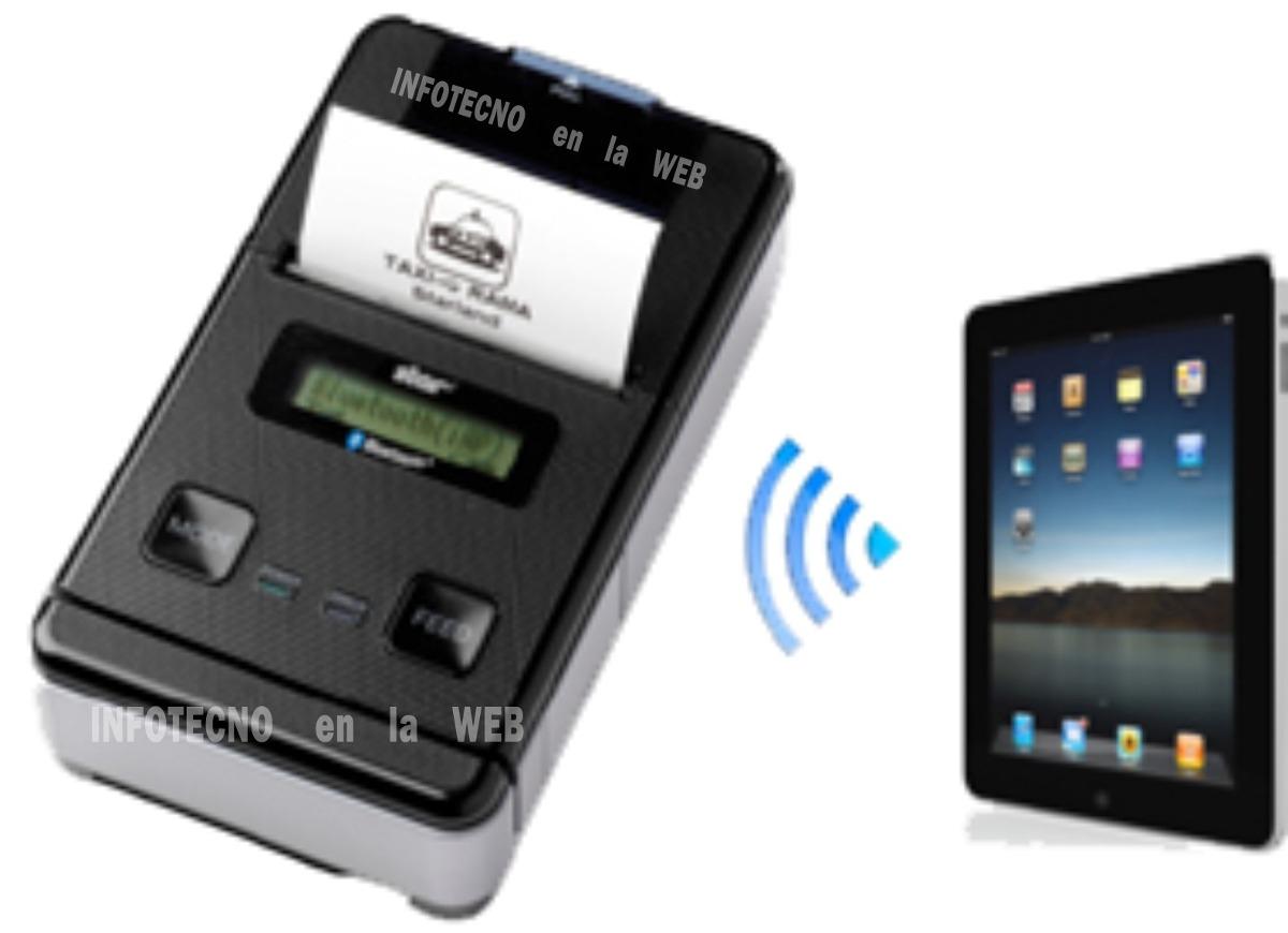 Star Sm S220i Impresora Portatil Bluetooth Compatibl