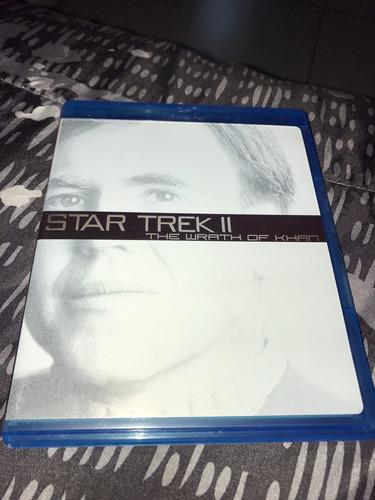 star trek 2 the wrath of khan blu ray