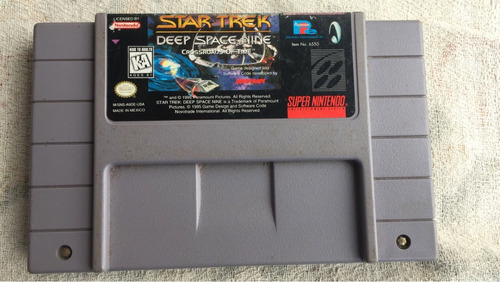 star trek deep space