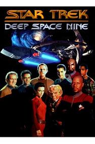 Star Trek: Deep Space Nine - Serie Latino En 48 Dvd Boxes