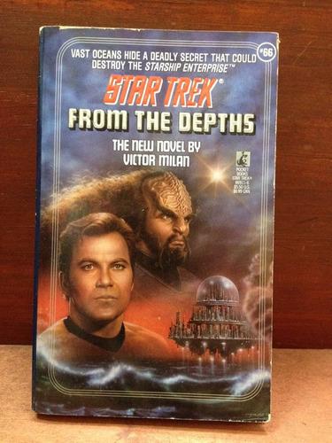 star trek - from the depths - victor milán - en ingles